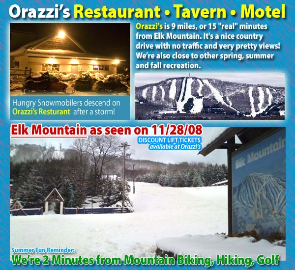 Orazzis Discount Elk Mountain Passes Image
